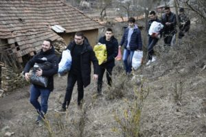 Humanitarna AKcija SPS Kamenica