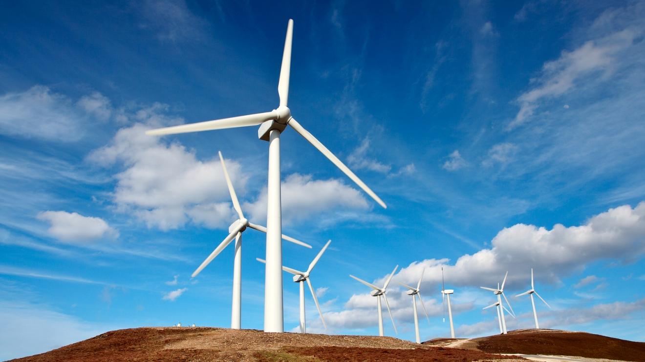 turbine na vetar