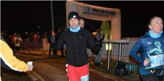Nikola Bojović iz Zubinog Potoka istrčao polumaraton