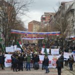 ,Protest Mitrovica