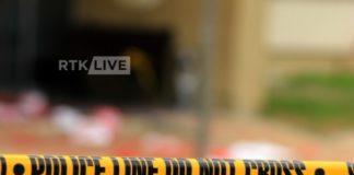 mesto zlocina policijska traka