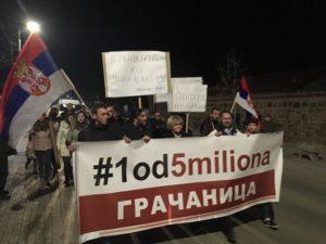 #1од 5 милиона у Грачаници: И да се зна, Ибар није граница!