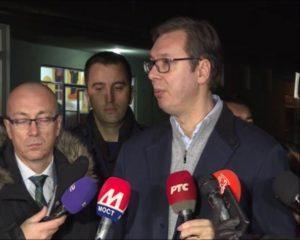 Predsednik Srbije pre dve godine u Raški sa predstavnicima Srpske liste