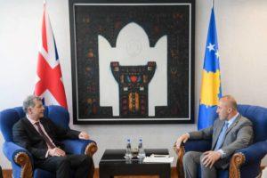 Haradinaj i Mur sastanak