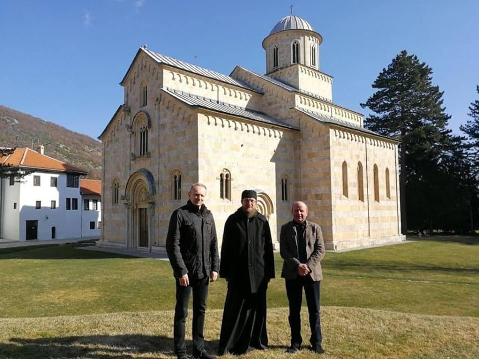 Đilas Dečani Prizren