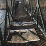 Most Mitrovica most Južni deo severni deo