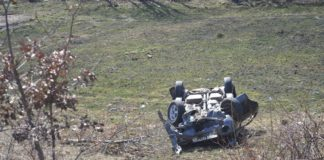 Saobraćajna nesreća Banjska