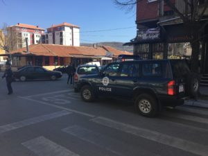 Kosovska policija Tehnička škola