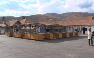 Pijaca u Leposaviću