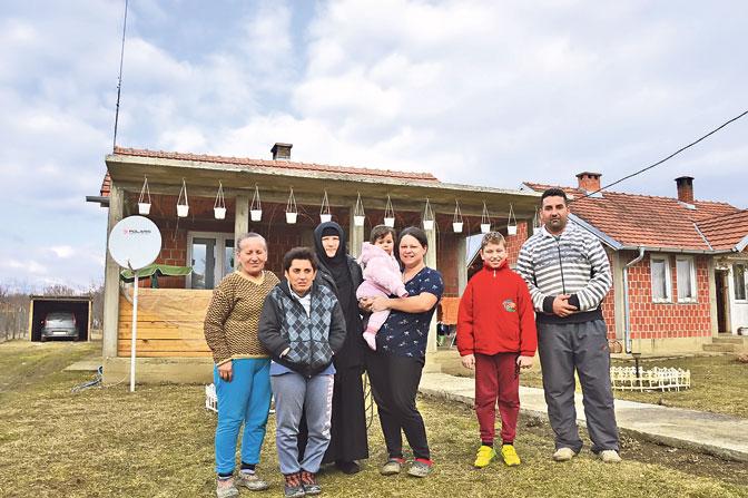 Porodica Dašić i monahinja Irina