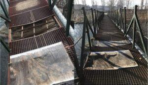 most Južni deo severni deo Mitrovica