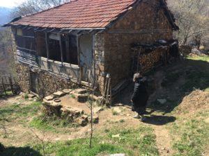 Baka Zora selo Metalice 1