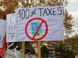 ivan mitic photography takse, protesti