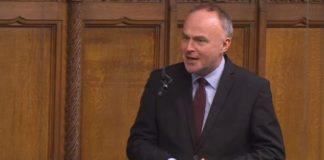 poslanik britanske laburističke stranke, Džon Grogan