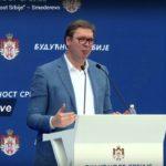 Vučić Budućnost Srbije Smederevo