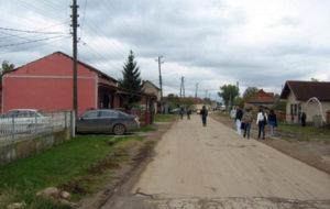 Laplje selo u blizini škole