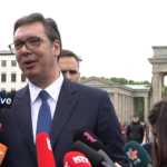 Aleksandar Vučić, Berlin
