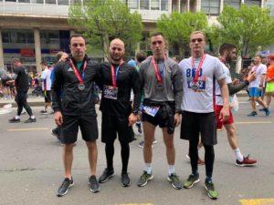 Crossfit 028 na Beogradskom maratonu