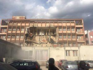 Hotel Adriatik, Mitrovica, Agim Bahtiri