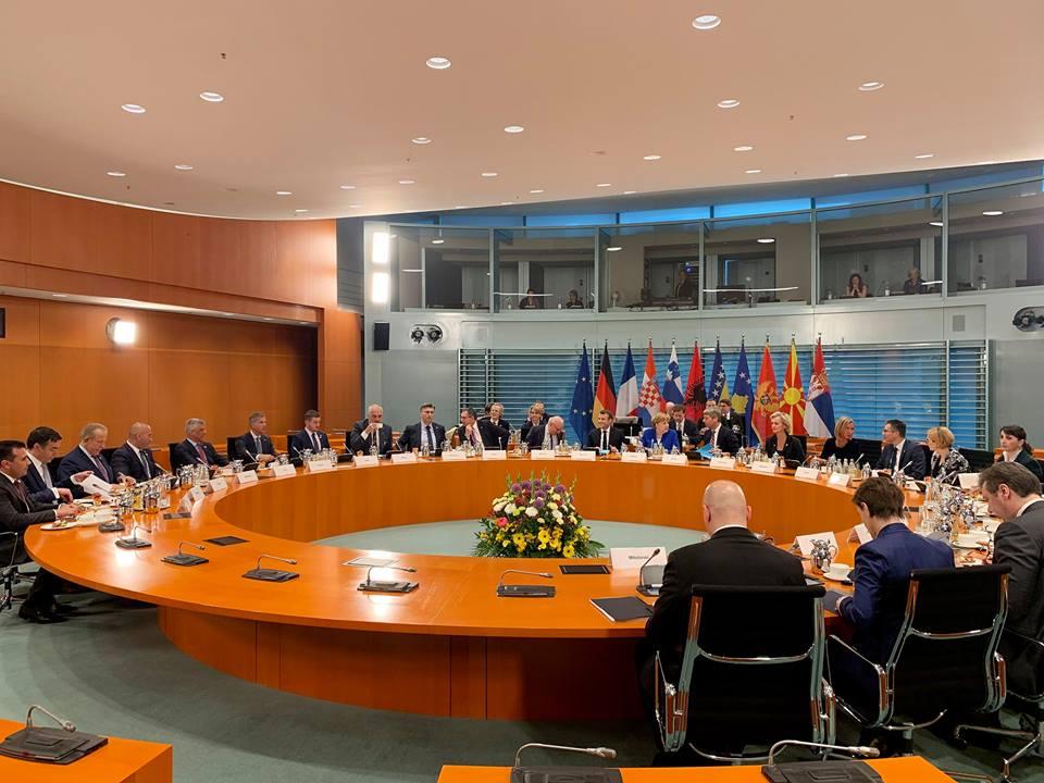 Hašim Tači samit sastanak Berlin