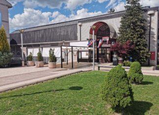 Dom Kulture Stari Kolašin krupni plan