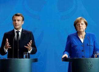 Makron Merkel