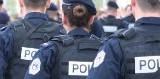 Kosovski policjci