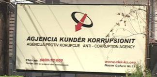 agencija za borbu protiv korupcije