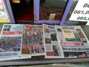Stigle novine na Severu