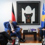 Poslanici nemačkog Bundestaga na Kosovu
