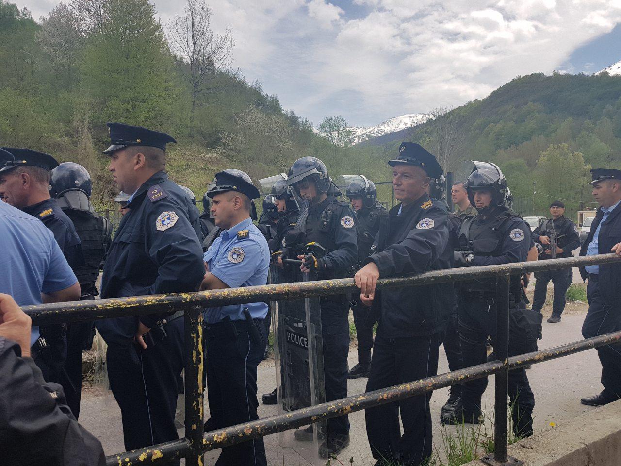 hidrocentrala protest štrpce