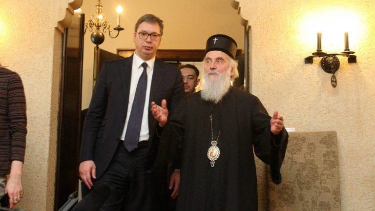 Vučić i Irinej