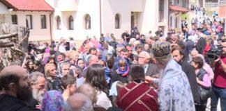 Manastirska slava - Draganac