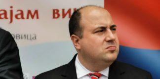 Dušan Kozarev, zamenik direktora Kancelarije za KiM