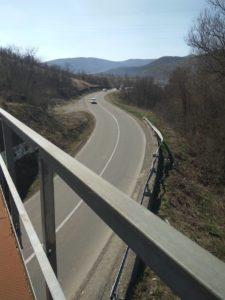Železnički most u Lozištu