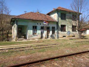 Železnička stanica Banjska