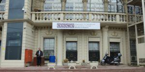 OSCE OEBS Priština