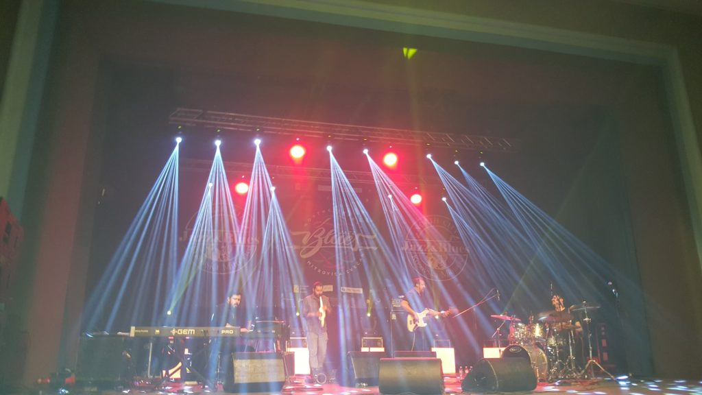 Igor Willcox Quartet , Jazz&Blues North City fest