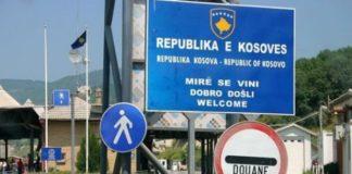 Kosovo granični prelaz