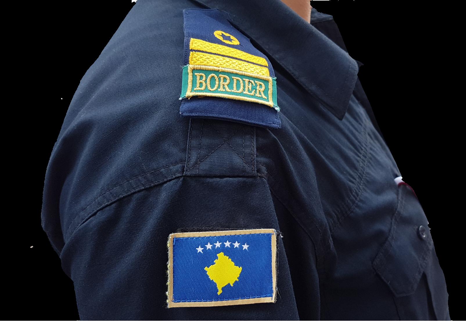 Pogranična policija - granica