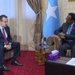 predsednik Somalije i ivica Dačić
