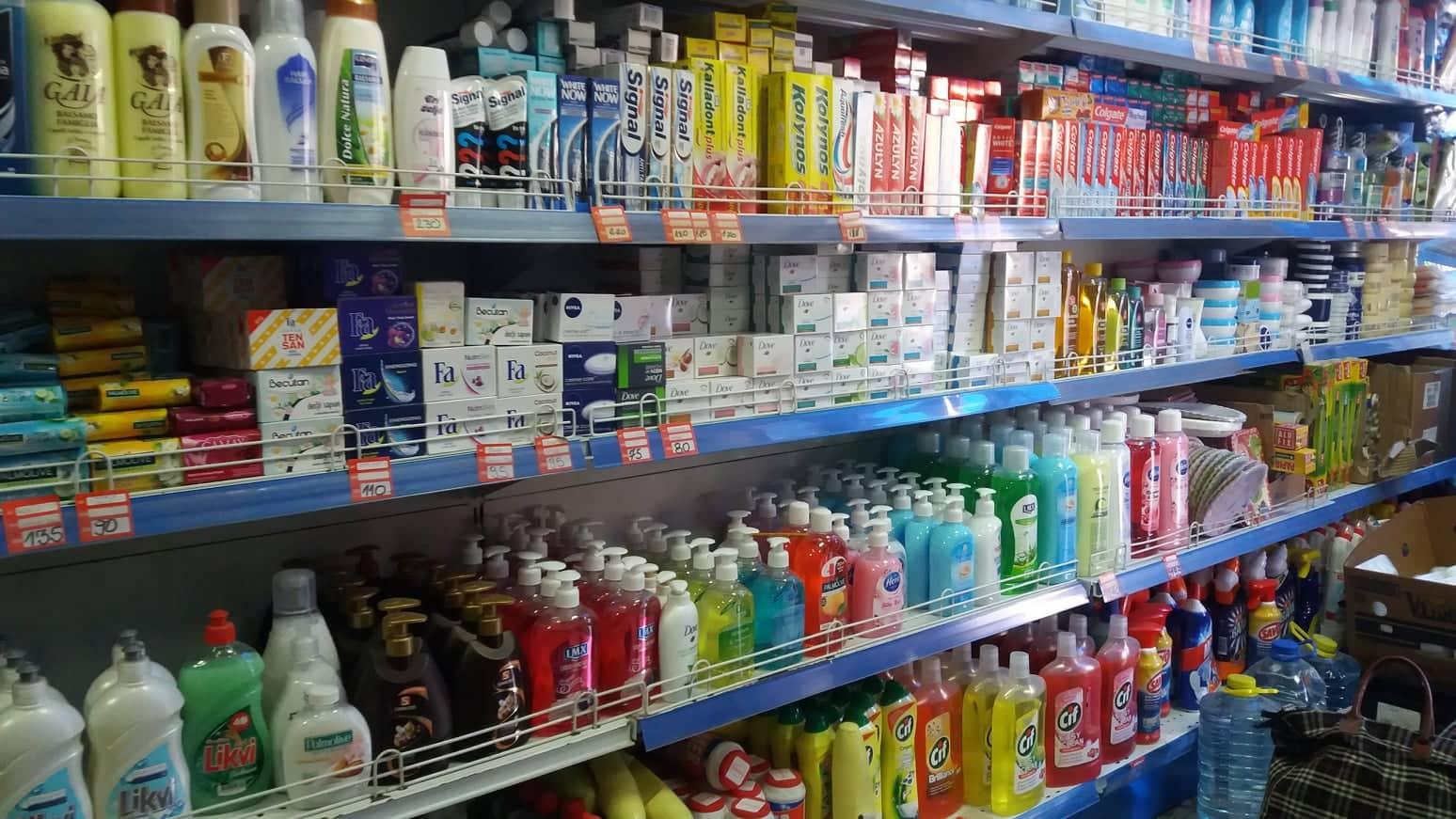 Prodavnica u Severnoj Mitrovici