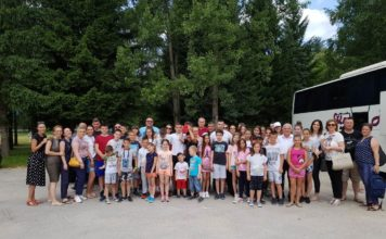 Deca u poseti Republici Srpskoj