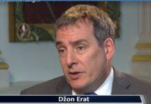 Džon Erat, zamenik direktora zaduženog za Evropu i Rusiju američkog Saveta za nacionalnu bezbednost
