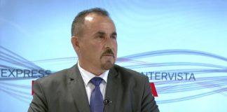 Ekrem Mustafa, ministar unutrašnjih poslova