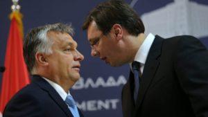 Vučić Orban