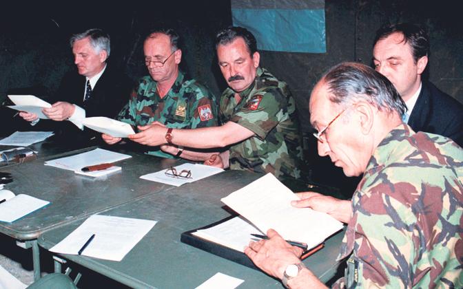 kumanovski sporazum