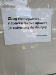 Leposavić apoteka