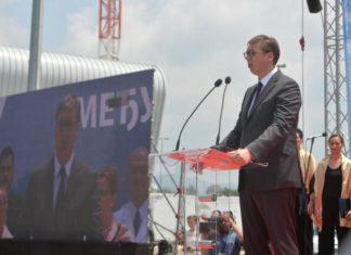 Vučić Tanjug otvaranje aerodroma