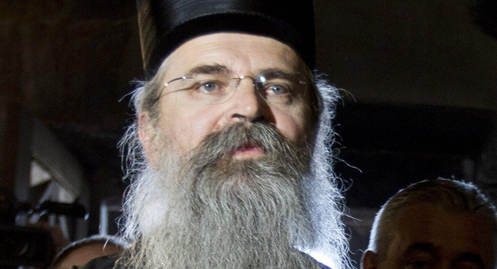 FOTO: Vladika Teodosije, mitropolija crnogorsko-primorska